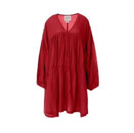 Symi Wild Heart Red Dress