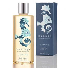 Seascape Island Apothecary Unwind Body Wash (300ml)