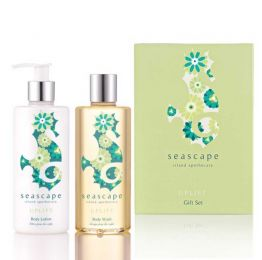 Seascape Island Apothecary Uplift Duo Gift Set (2 x 300ml)