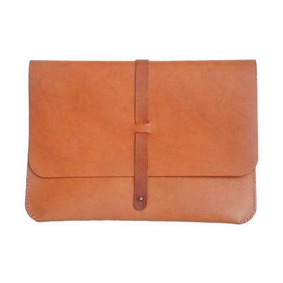 Brown Laptop Sleeve | Ashiq Studio