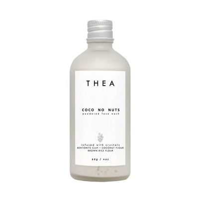 Coco No Nuts Powdered Face Wash | thea Botanicals