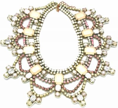 Doloris Petunia Venice Necklace