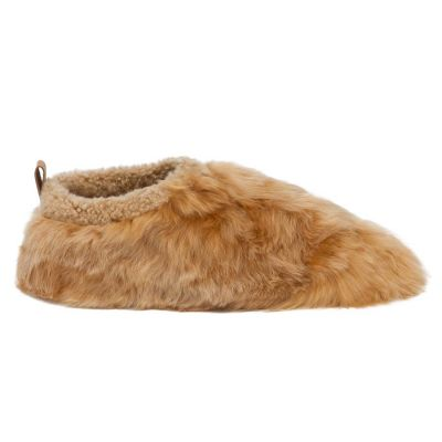 Honey Low Rider Fur Slippers