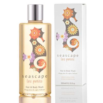Seascape Island Apothecary Les Petits Hair and Body Wash (300ml)