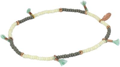 Lilu Colour Block Light Teal Bracelet