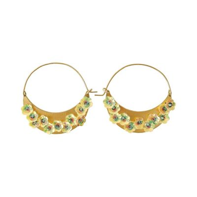 Lunar Earrings | Ricardo Rodriguez