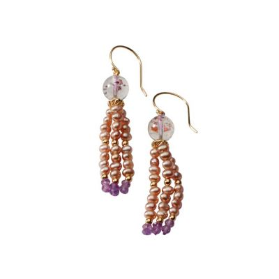 Princess Drop Earrings | Mielini