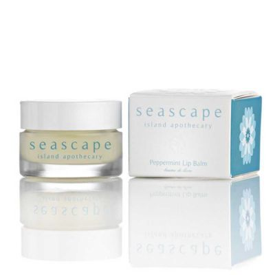 Seascape Island Apothecary Peppermint Oil Lip Balm (10ml)