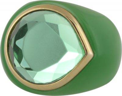 Isharya Candy Mirror Drop Resin Ring