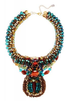 Anita Quansah Remi Beaded Necklace