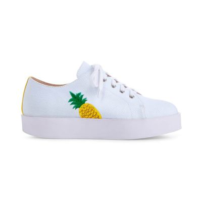 Shoreditch Pineapple Sneakers