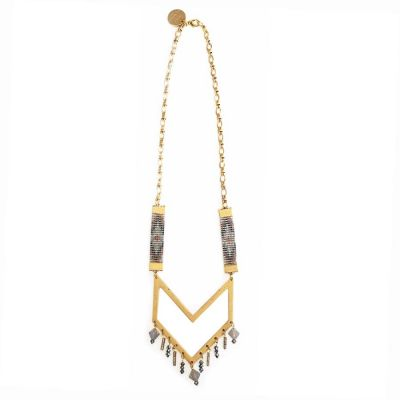 Gold Twilight Necklace | Shh by Sadie
