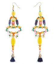Anita Quansah Adal Earrings