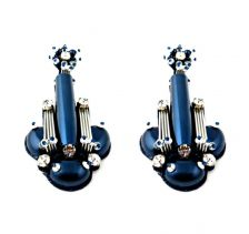 Beautix Blue Earrings | Begada