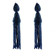 Tesoro Blue Montana Earrings | Begada