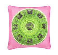 Rome Capella Chigi Rosa Cushion