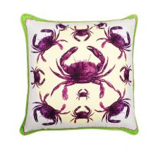 Aquatic Crabs Cushion