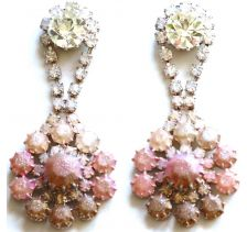 Doloris Petunia The Bubble Chandelier Earrings