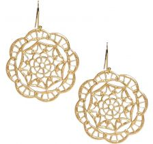 Eddera Round Earrings