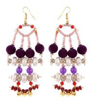 Anita Quansah Enya Earrings