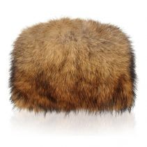 Fur Hat - Natural