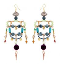 Anita Quansah Giana Earrings