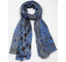 Hippie Blue Scarf by Bindya NY