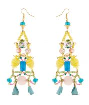 Anita Quansah Hiram Earrings