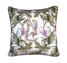 Hunting For Eggs Cushion