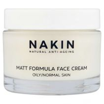 Nakin Natural Anti-Ageing Matt formula Face Cream Oily/Normal Skin