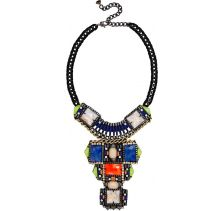NOCTURNE Blue Jamilla Necklace