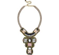 NOCTURNE Neutral Jamilla Necklace