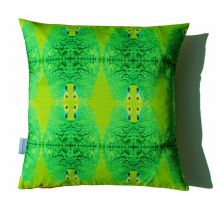 Parsons Parrots Cushion | Chloe Croft