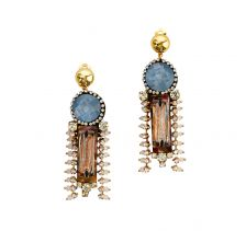 Regina Earrings | Nocturne Studio