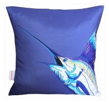 Sailfish Cushion | Chloe Croft