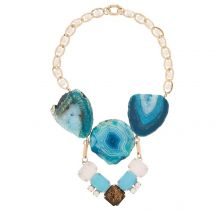 VOLHA Jewelry Sofia Statement Necklace