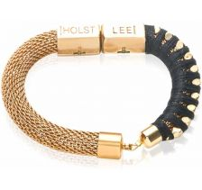 Holst + Lee Starburst Black Bracelet