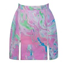 Zance Skirt Candy Marble