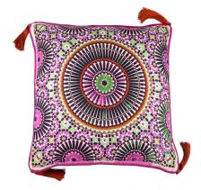 Zellige Ispahan Large Cushion