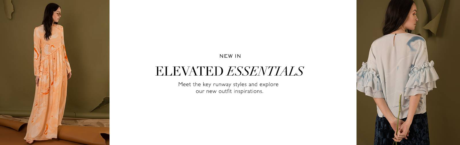 Verdelimon New In - Elevate your wardrobe with this season's effortless cool summer essentials, mixing luxury and a touch of iconic new designs