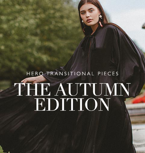 Hero Transitional Pieces | The Autumn Edition