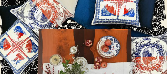 Shop Home Accessoreis at Your Only East Meets West Portal - I Love Designer