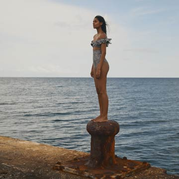 VERDELIMON: Summer Essentials | Ready to do some good as well as look good? Discover the latest sustainable swimwear pieces!