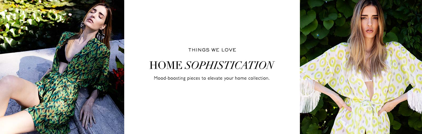 THINGS WE LOVE | HOME SOPHISTICATION | Mood-boosting pieces to elevate your home collection by Van Dlasky.