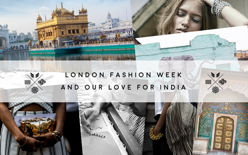LFW: ASHISH, Our Love for India & London.
